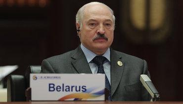 Александр Лукашенко. Фото Getty Images