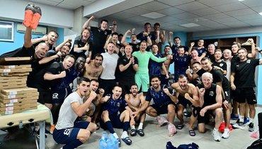 «Сочи» вышел в3-й отборочный раунд Лиги конференций.