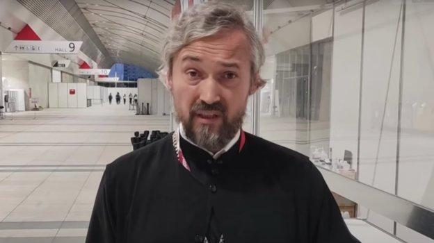 Олимпиада 2021: духовник сборной России— интервью отца Андрея Алексеева