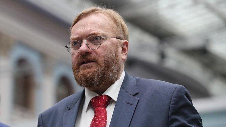 Виталий Милонов. Фото «Известия».