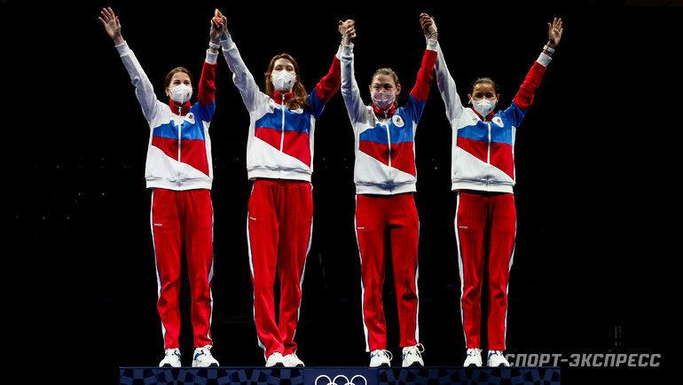 Золото российских рапиристок идругие итоги дня наОлимпийских играх