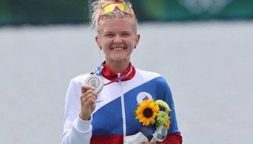 Пракатень— осеребряной медали Олимпиады: «Немогла даже мечтать отаком»