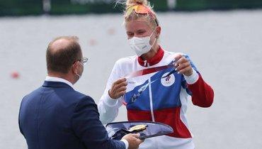 Анна Пракатень: «После финиша заплакала отрадости засеребро»