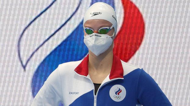 Евгения Чикунова. Фото Getty Images