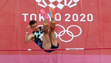 Россияне Акименко иИванюк вышли вфинал Олимпиады попрыжкам ввысоту