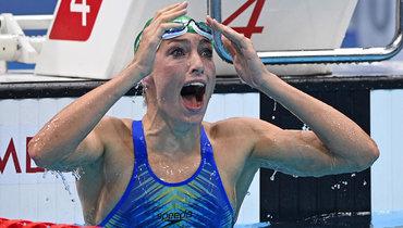 Чикунова уступила 0,04 секунды американке вспоре забронзу Олимпиады на200м брассом, Схунмакер победила смировым рекордом