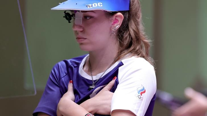 Виталина Бацарашкина. Фото Reuters