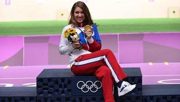 Американцы смеялись, аБацарашкина выиграла золото Олимпиады