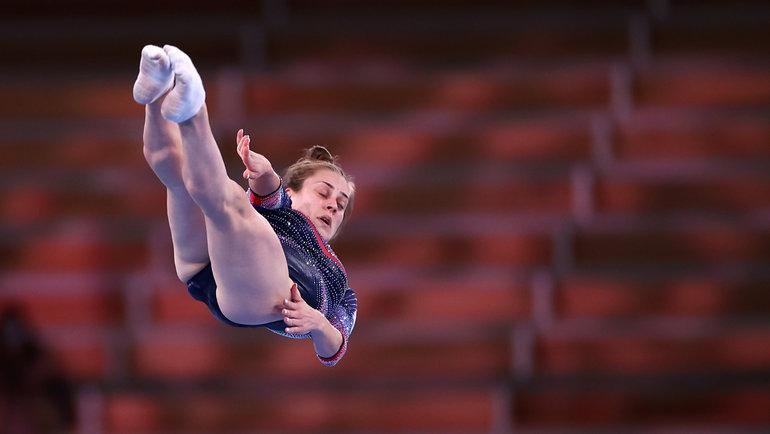 Сусана Кочесок. Фото Reuters