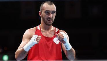 Российский боксер Гаджимагомедов вышел вполуфинал Олимпиады игарантировал себе медаль