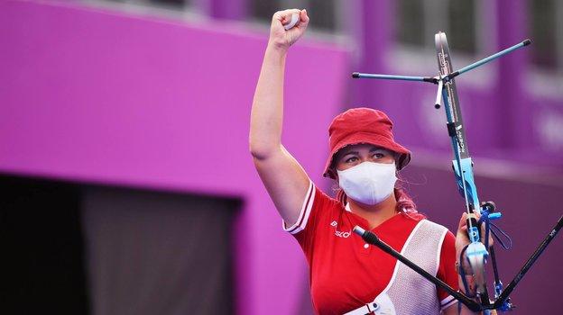 Елена Осипова. Фото Reuters