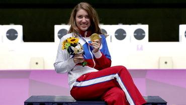Двукратная олимпийская чемпионка Бацарашкина: «Недумала, что выиграю столько наград»