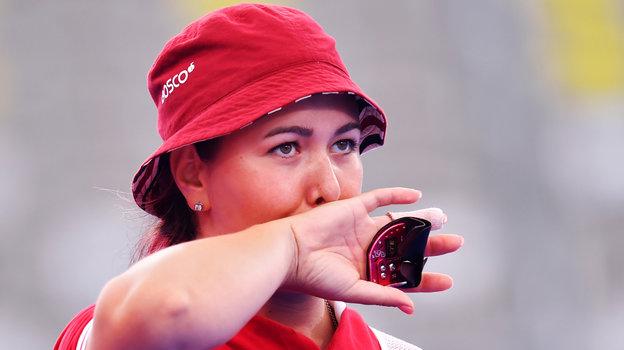 Елена Осипова. Фото AFP