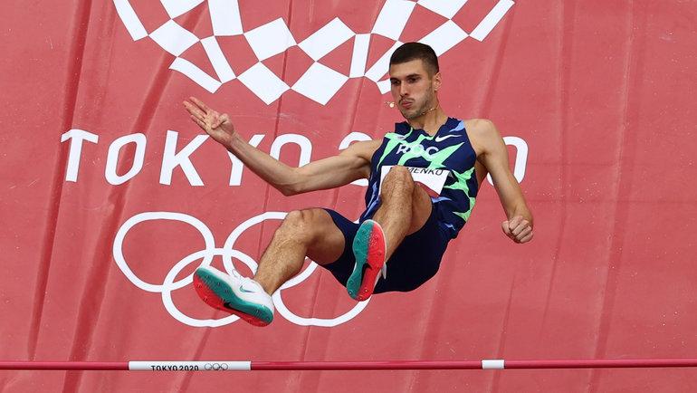 Михаил Акименко. Фото AFP