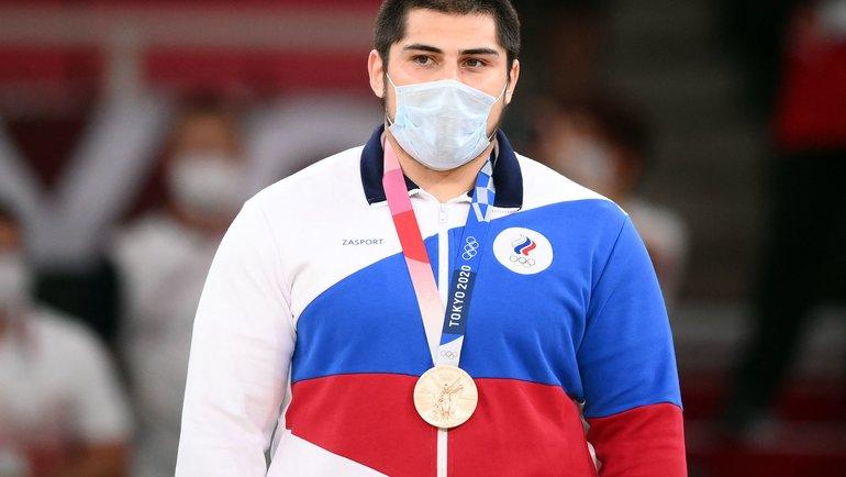 Тамерлан Башаев. Фото AFP