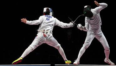 Мужская сборная России пофехтованию проиграла Японии вфинале Олимпийских игр.