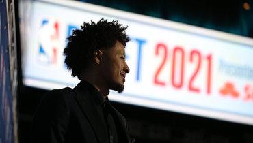Кейд Каннингем— первый номер драфта НБА-2021.