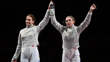 Софья Великая (слева) иСофия Позднякова. Фото AFP