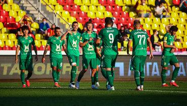 30июля. Тула. «Арсенал»— «Рубин»— 0:3. Казанцы одержали вторую победу настарте РПЛ.