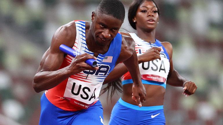 Тэйлор Мэнсон иБрайс Дэдмон. Фото Reuters