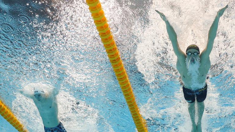 Плавание наОлимпиаде-2020 вТокио: 31июля 2021 года. Фото Reuters