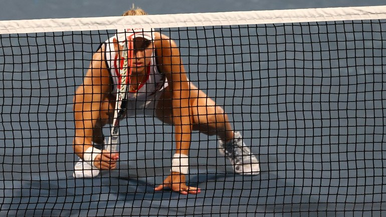 Елена Веснина. Фото Reuters