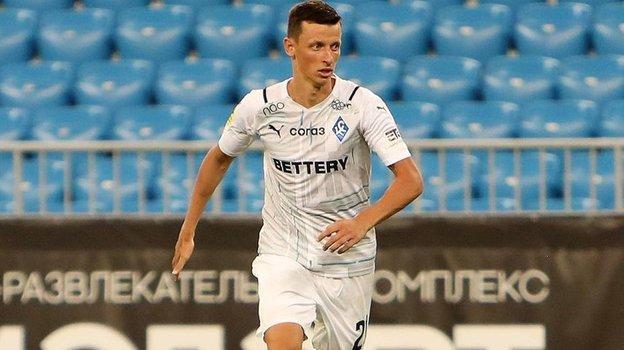 Дмитрий Иванисеня. Фото Instagram