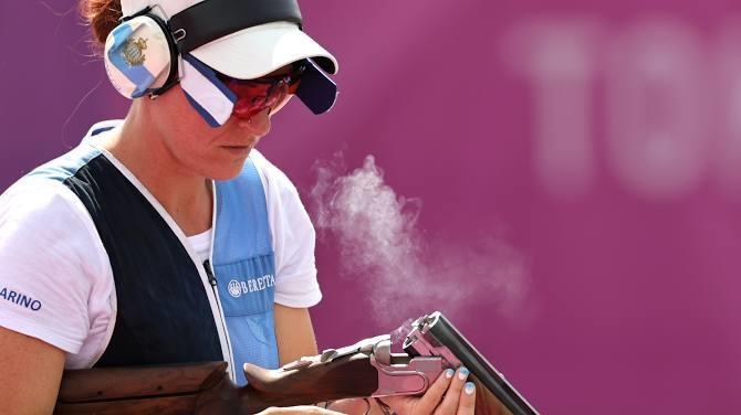 Алессандра Перилли. Фото Reuters