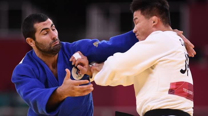 Российские дзюдоисты проиграли Японии наОлимпиаде-2020. Фото Reuters