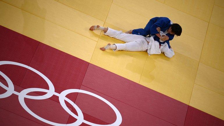 Мадина Таймазова проиграла вреванше Чизуру Арари. Фото AFP