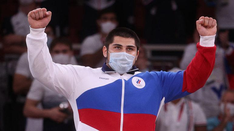 Тамерлан Башаев. Фото Getty Images