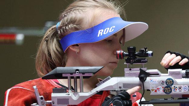 Юлия Каримова. Фото Getty Images