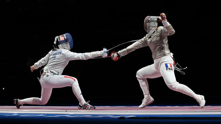 Микела Баттистон (слева). Фото Getty Images
