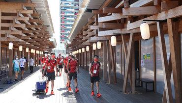 Не стоило самовольно покидать олимпийскую деревню. Фото Getty Images