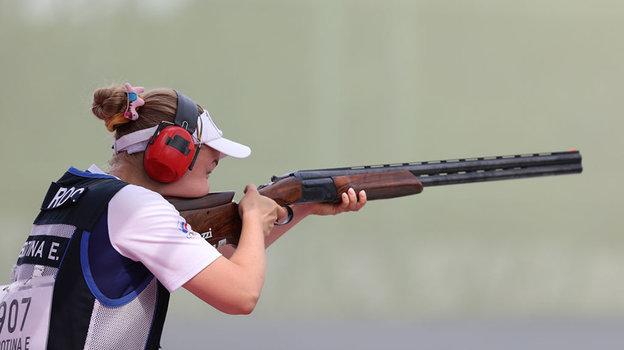Екатерина Субботина. Фото Getty Images