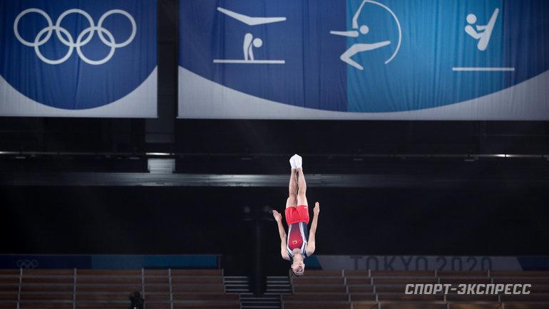 Олимпийский чемпион Иван Литвинович.