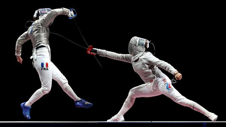 Телеканал «МатчТВ» непоказал начало финального поединка российских саблисток против Франции наОлимпиаде вТокио. Фото Getty Images