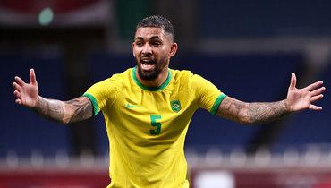 Бразилия иЯпония вышли вполуфинал мужского футбольного турнира наОлимпиаде вТокио