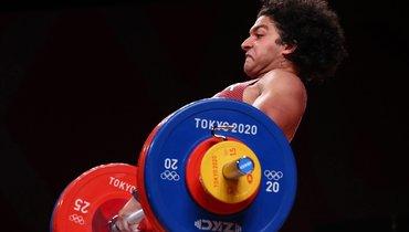 Тяжелоатлет Эльбах принес Катару первую золотую медаль завсе время участия страны вОлимпийских играх