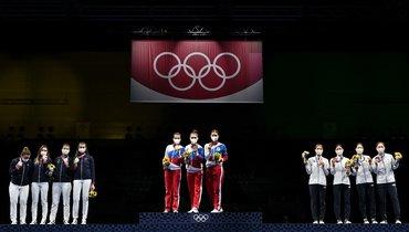Олимпиада-20210: медальный зачет поитогам 31июля