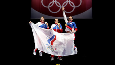 Супер-золото саблисток иеще две медали встрельбе: все российские награды наОлимпиаде 31июля