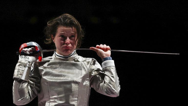 Сесилия Берде. Фото Reuters