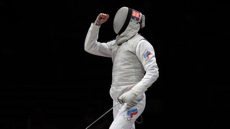 Кирилл Бородачев. Фото Getty Images