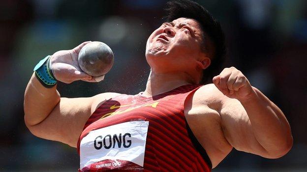 Гун Лицзяо. Фото Reuters