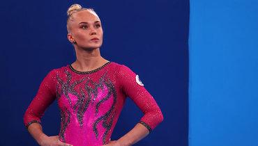 Олимпиада-2020, спортивная гимнастика, женщины: смотреть финал вопорном прыжке