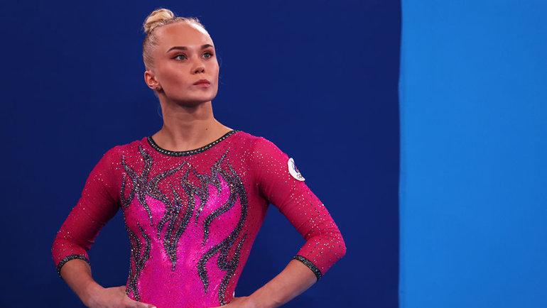 Ангелина Мельникова. Фото Getty Images