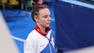 Олимпиада-2020, спортивная гимнастика, женщины: смотреть финал набрусьях