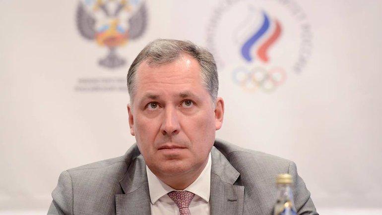 Станислав Поздняков. Фото olympic.ru