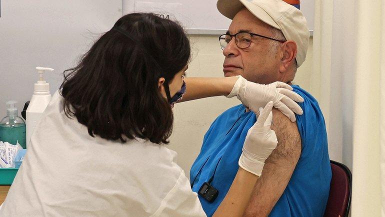 Вакцина откоронавируса. Фото AFP