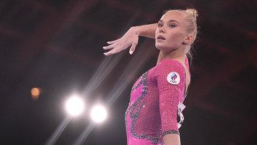 Гимнастка Мельникова заняла 5-е место вопорном прыжке наОлимпиаде, Ахаимова— шестая
